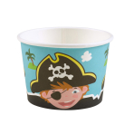 8 Ice Bowls Pirate