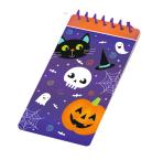 4 Spooky Notebook 5 cm x 10 cm