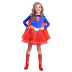 Child Costume Supergirl Classic 8-10 Years