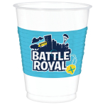 8 Cups Battle Royal Plastic 473 ml