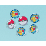 6 Bounce Balls Pokemon Core