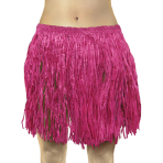 Hula Skirt Pink Tissue One Size 40.6 x 78.7 cm