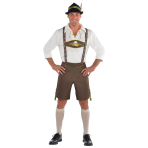 Adult Costume Mr. Oktoberfest Size M/L