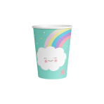 8 Cups Rainbow & Cloud 250ml