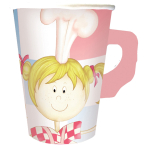 8 Cups Little Cooks 266 ml