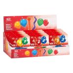 40 Latex Balloon Display Numeral Balloons 25.4 cm/10''