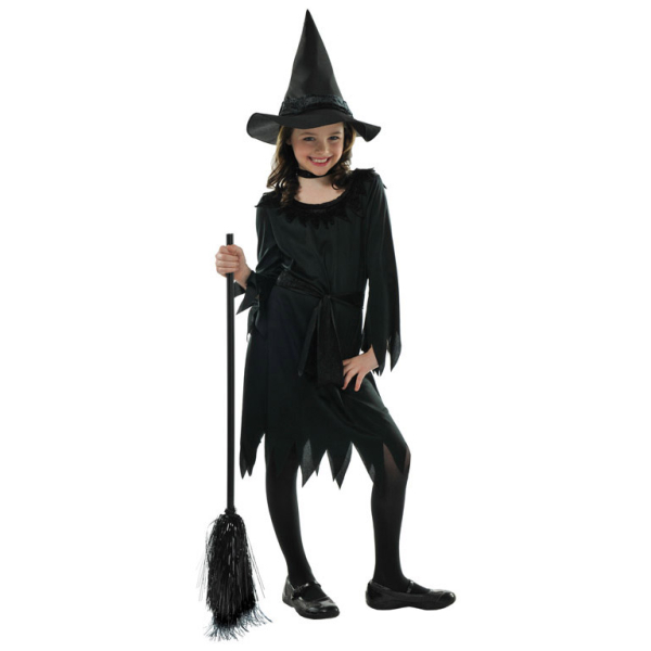 558f970ec31 Children's Costume Lil Witch 8- 10 Years : Amscan Europe
