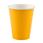 20 Cups Sunshine Yellow Paper 266 ml