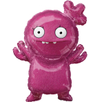 "SuperShape XL Ugly Dolls Moxy Foil Balloon P38 Packaged 24""/60cm w x 32""/81cm h"