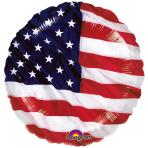 Standard USA Foil Balloon S40 Packaged