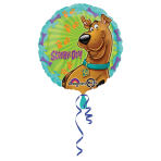 Standard Scooby-Doo Foil Balloon S60 Packaged 43 cm