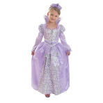 Girls' Costume Corolle Lilac Queen 8 - 10 Years