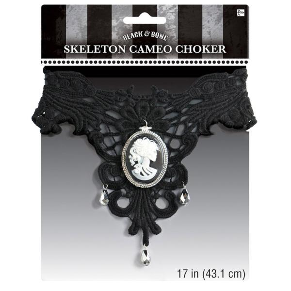 Skeleton Choker Bone Collection