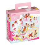 Party Kit Charming Horses 2 56Pieces