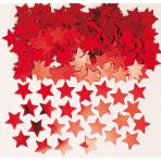 Confetti Stardust Red Foil 14