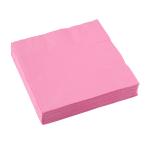 20 Napkins New Pink 33 x 33 cm