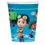 8 Cups Rusty Rivets Paper 250 ml