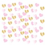 Confetti 1st Birthday Pink Ombre Paper / Foil 14 g