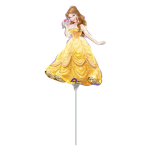 Mini Shape Belle Foil Balloon A30 Bulk