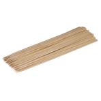 50 Skewer Picks Wood 20 cm