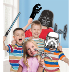 Photo Booth Set Star Wars, 10 pcs