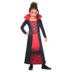 Child Costume Rose Vampiress Recyc 8-10 Years