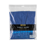 Table Skirt Plastic Navy Flag Blue 426 x 73 cm