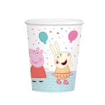 8 Cups Peppa Pig 250 ml