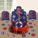 Table Decorating Kit Anchors Aweigh 23 parts