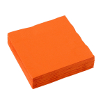 20 Napkins Orange Peel 25 x 25 cm