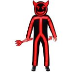 Children's Costume GID Stick Devil 10-12 yrs