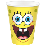 8 Cups SpongeBob Paper 266ml