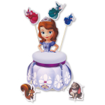 Cake Stand & Deco Kit Sofia the First