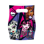 6 Loot Bags Monster High 2