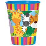 Favor Cup Jungle Animals 473ml
