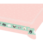 Tablecover Hello Pets Paper   115 x 175 cm