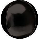 Orbz Jumbo Black Foil Balloon P55 bulk