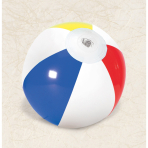 Inflatable Beach Ball Plastic 17.7 x 17.7 cm