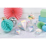 Table Decorations 3D Shimmering Party 3 Parts