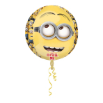 Orbz Despicable Me Foil Balloon G40 Packaged 38 x 40 cm