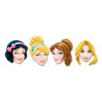 4 Face Masks Princess