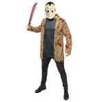 Adult Costume Jason Size Standard