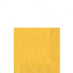 50 Napkins Sunshine Yellow 25 x 25 cm