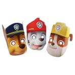 8 Face Masks Paw Patrol