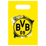 8 Paper Bags BVB Dortmund 15,8 x 23,6 cm