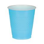 50 Cups Caribbean Plastic 473 ml