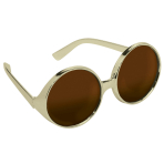 Fun Shades Player Bronze Plastic 15.6 x 6.7 cm
