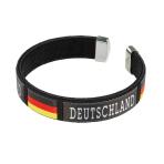 Bracelet Germany Fabric / Plastic 7 x 7 cm