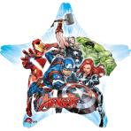"""Jumbo """"Avengers"""" Foil Balloon, P45, packed, 73 x 73 cm"""