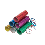 Streamer Holographic Assorted 0.7 x 400 cm
